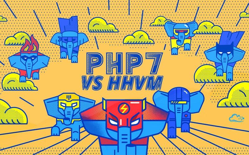 PHP 7 HHVM benchmark