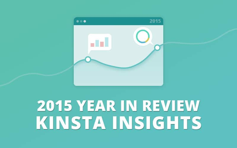 Kinsta year in review