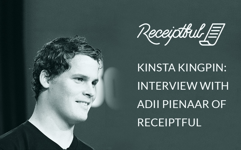 Interview With Adii Pienaar of Receiptful