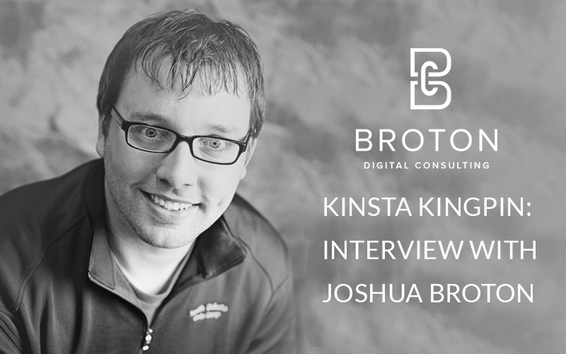 Interview With Joshua Broton