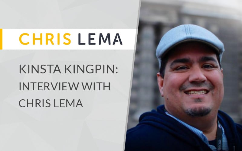 Interview Chris Lema