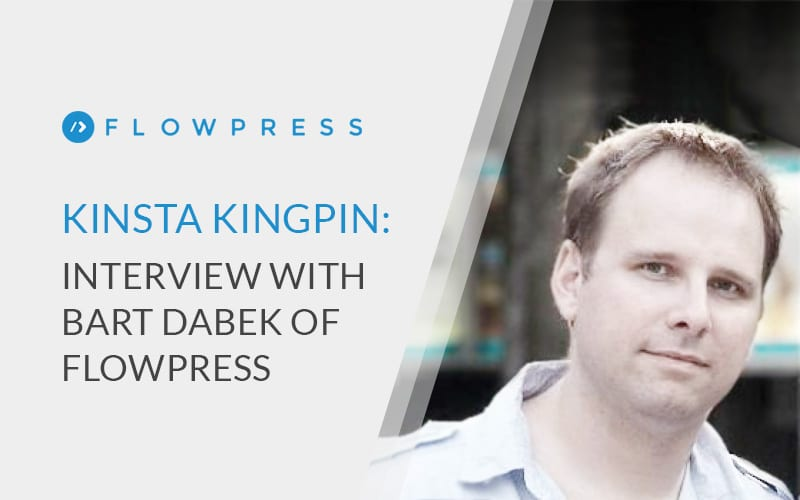Interview With Bart Dabek