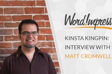 Interview With Matt Cromwell