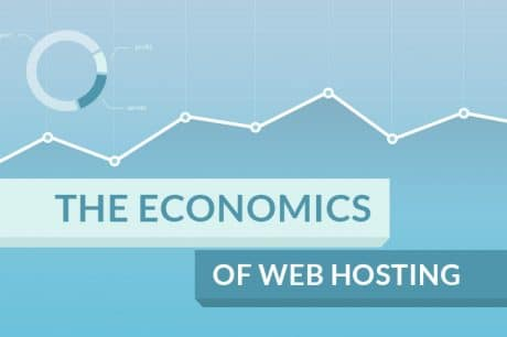 web hosting industry economics