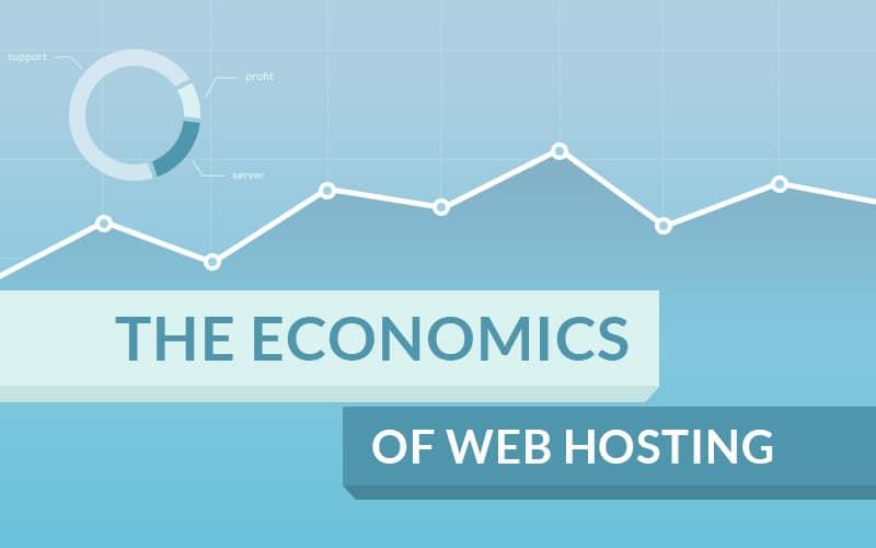 web hosting industry economics