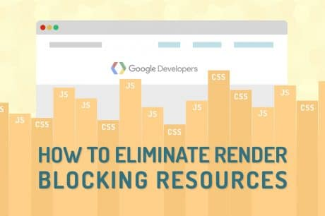 eliminate render blocking javascript