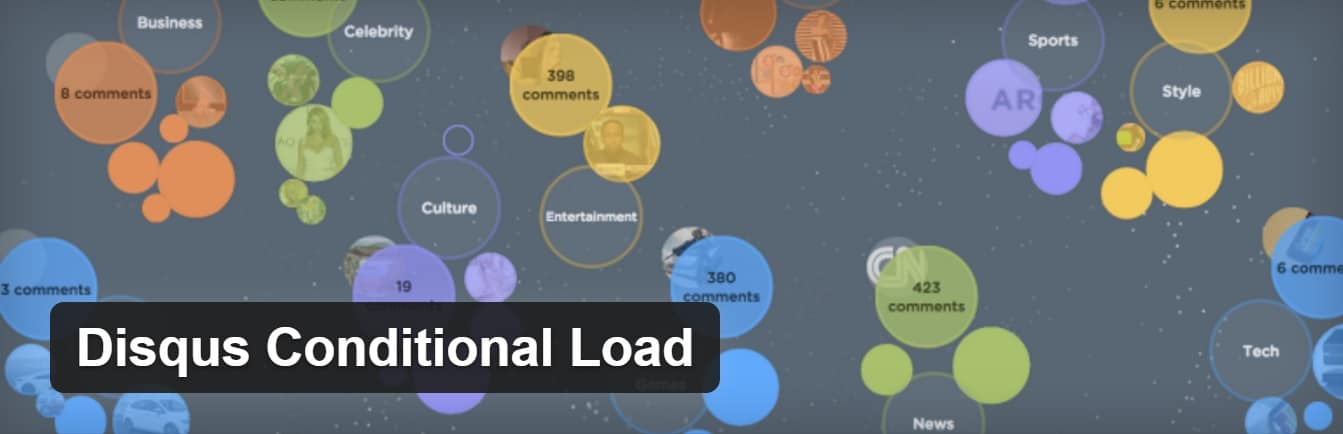 disqus conditional load wordpress comments optimize your website 2020
