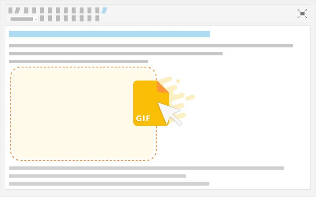 wordpress gifs