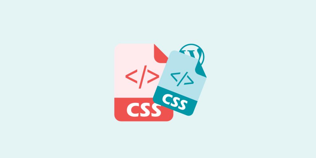 Combine external CSS
