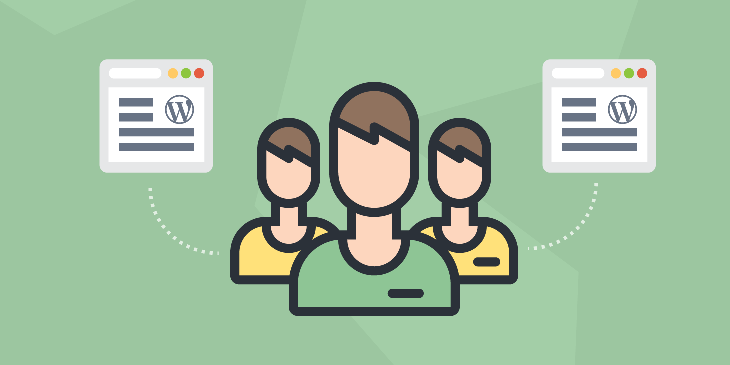 How to Share Logins and Users Between Multiple WordPress Sites