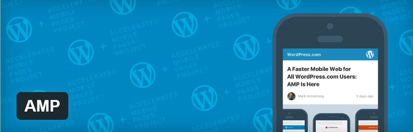 google amp wordpress plugin