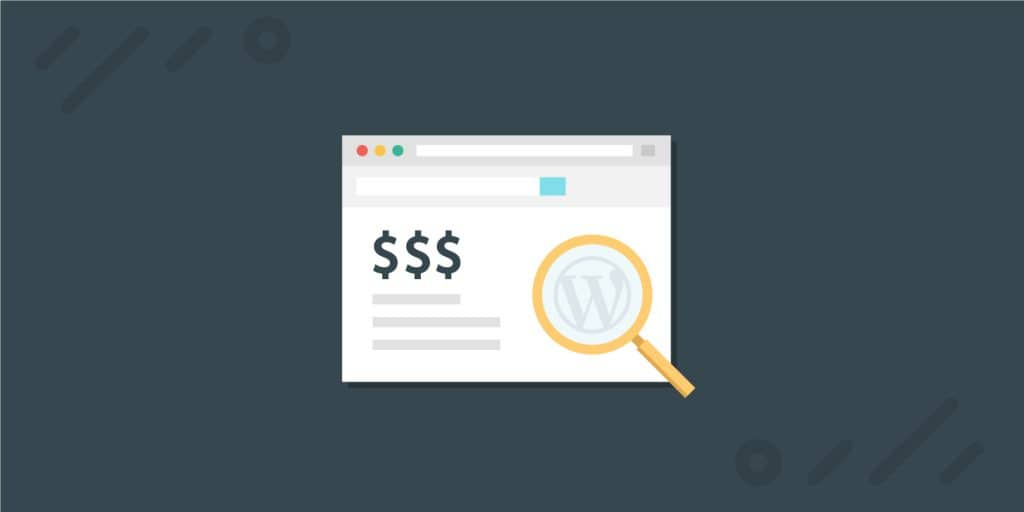 how to price a product wordpress