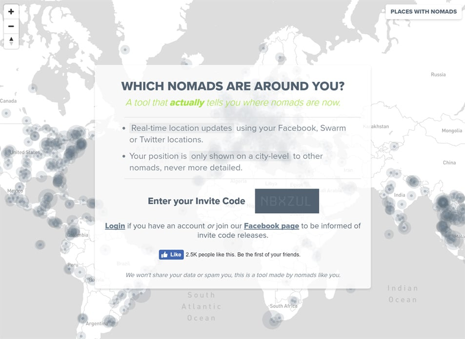 nomadbase