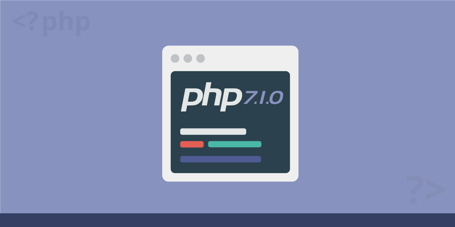 php 7.1.0