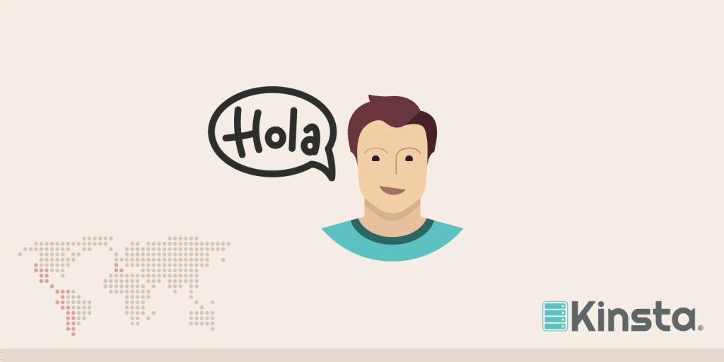 spanish hosting