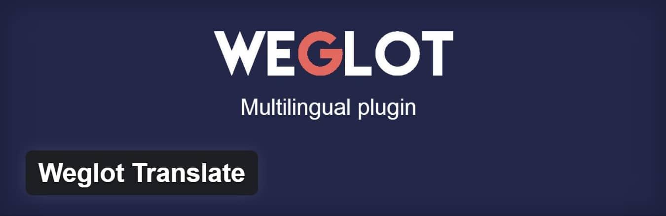 weglot multilingual plugin
