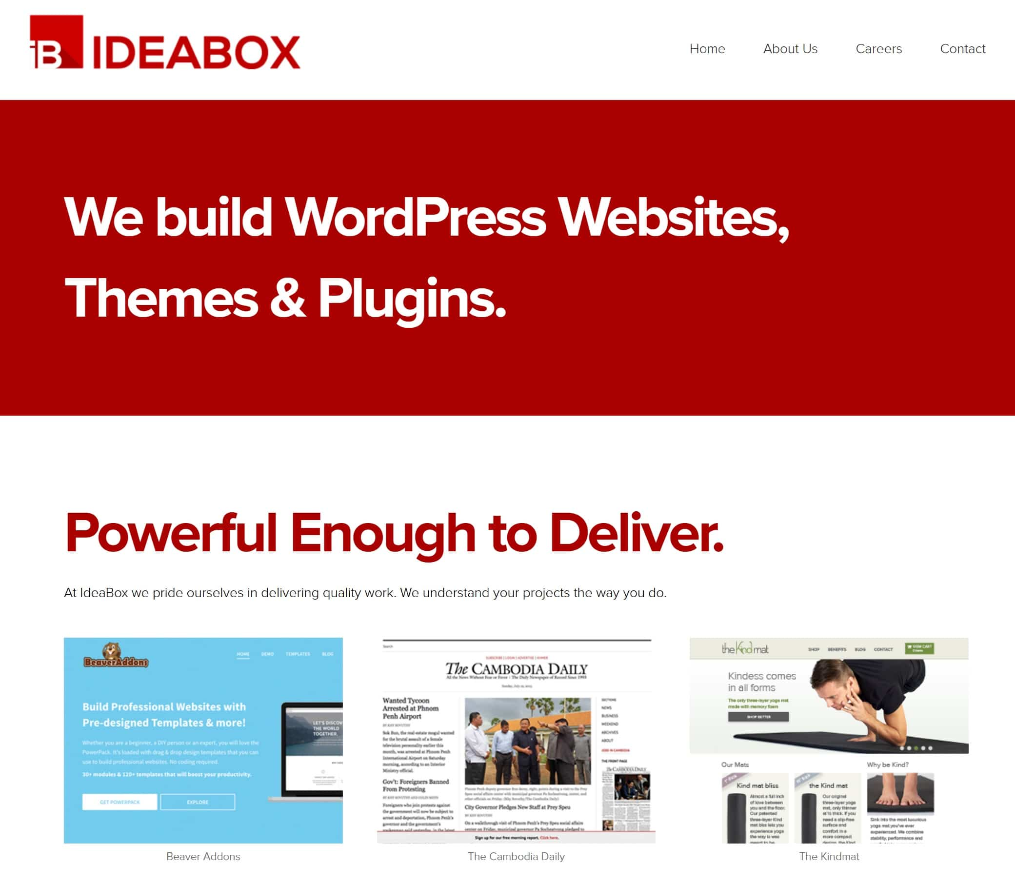 ideabox website