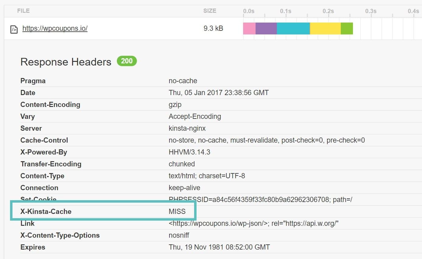 miss http responder header cache
