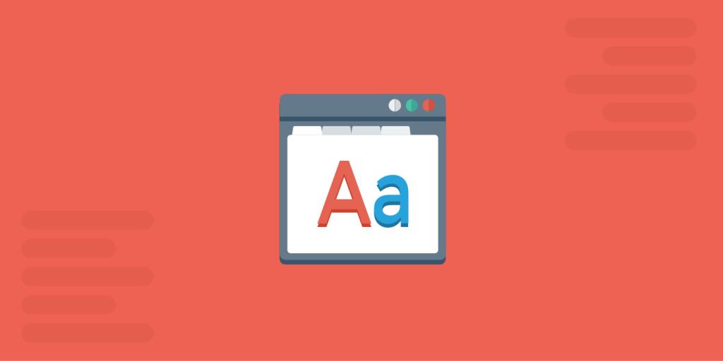 local fonts wordpress