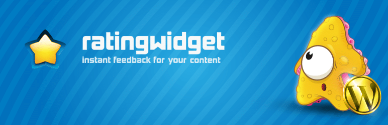 rating widget plugin