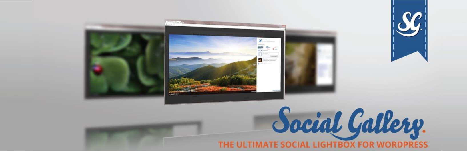 social gallery plugin