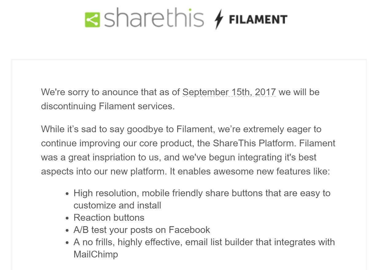 startup fails