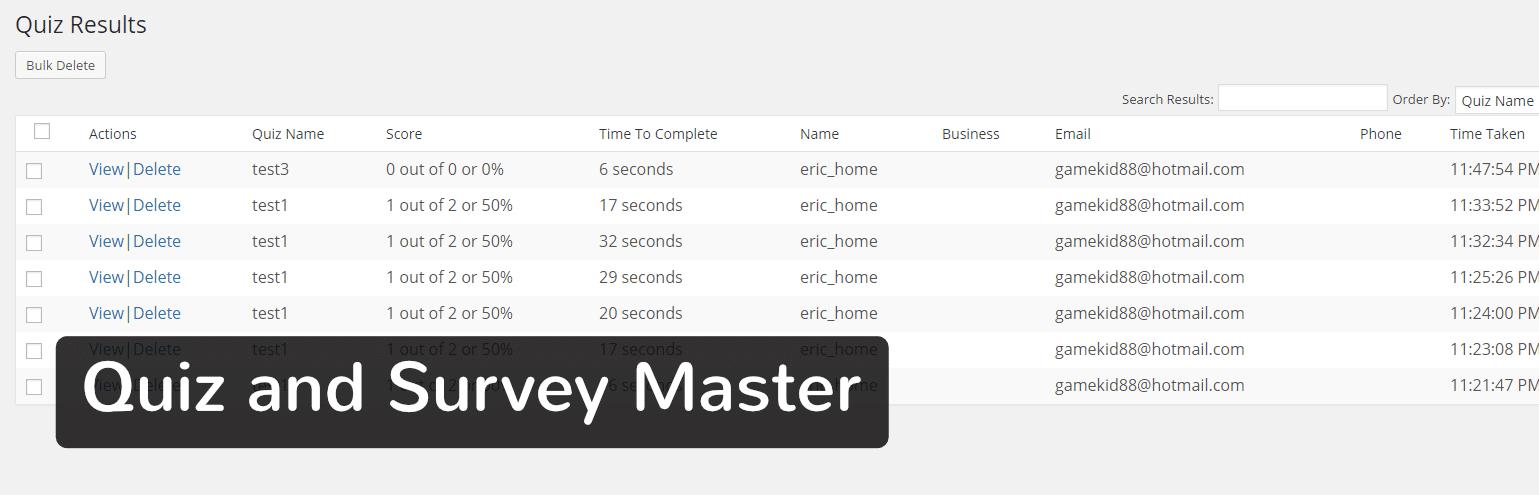 best wordpress plugin for quiz