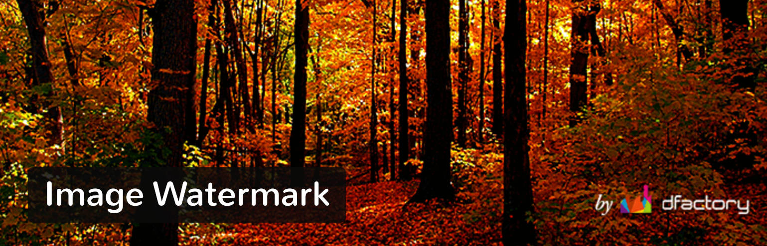 Image Watermark WordPress plugin