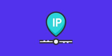 External IP address