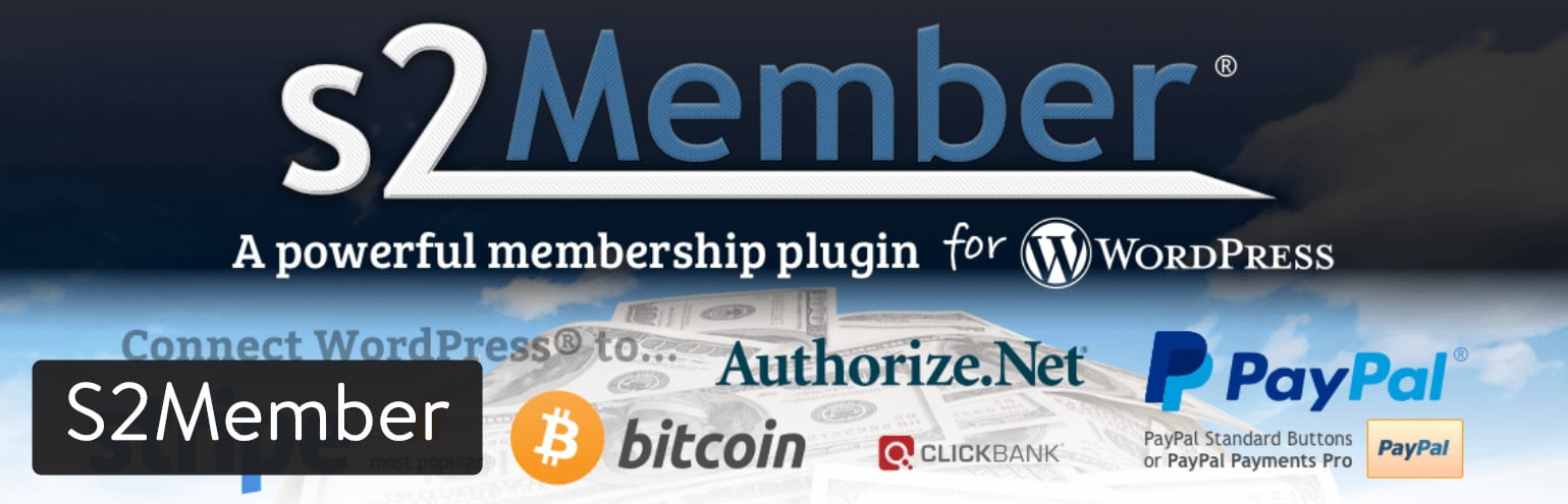 Plugin WordPress S2Member