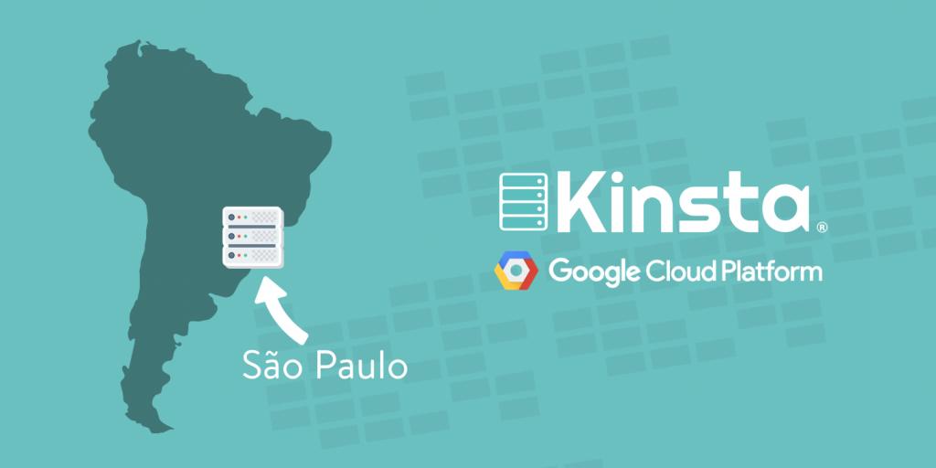 São Paulo, Brazil Google Data Center