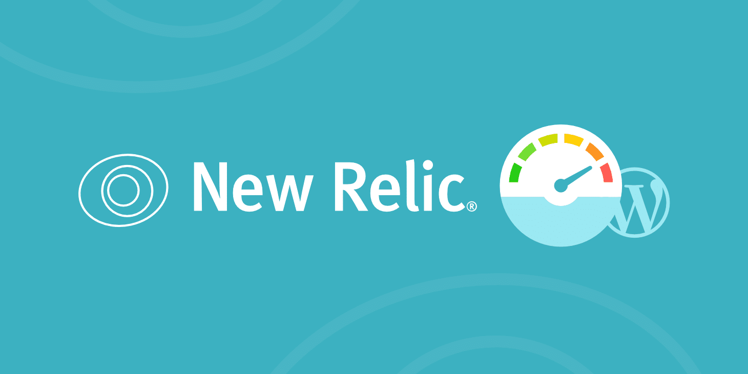 WordPress performance monitoring with New Relic