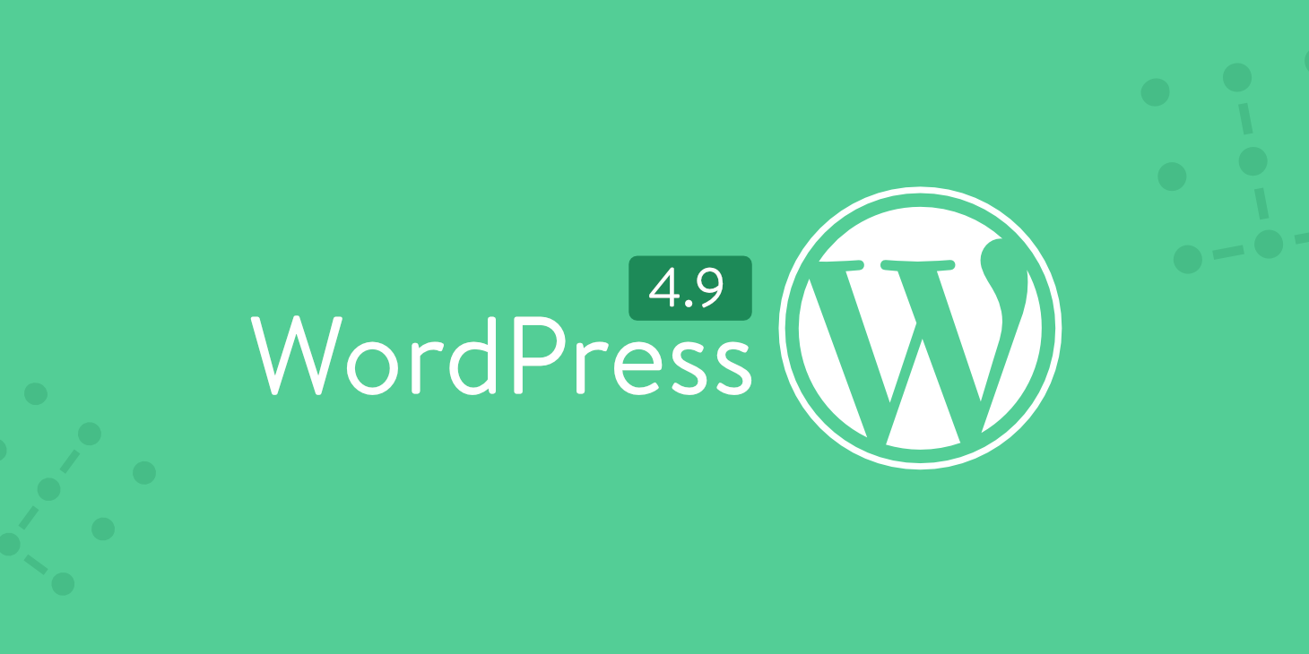 What's New in WordPress 4 9 - Code Editing, Widgets, and the