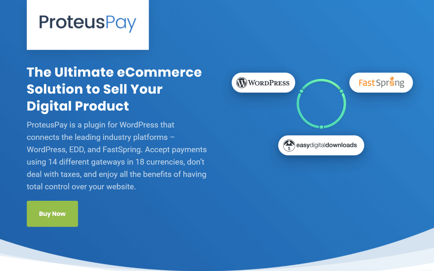 ProteusPay for ecommerce
