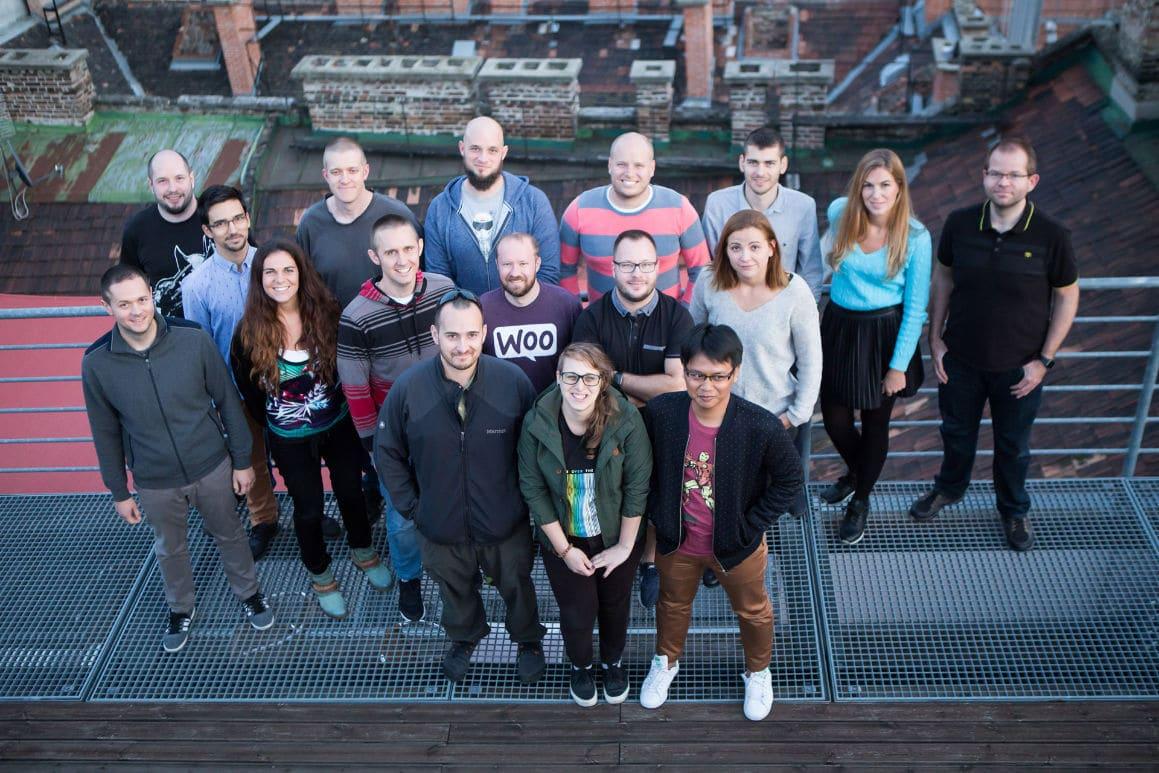 Kinsta team company week