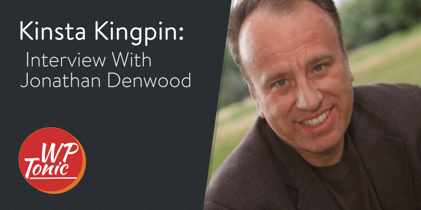 interview with jonathan denwood