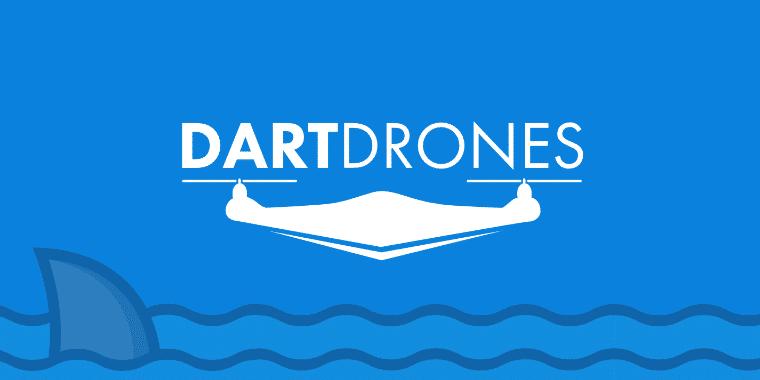 dartdrones' logo
