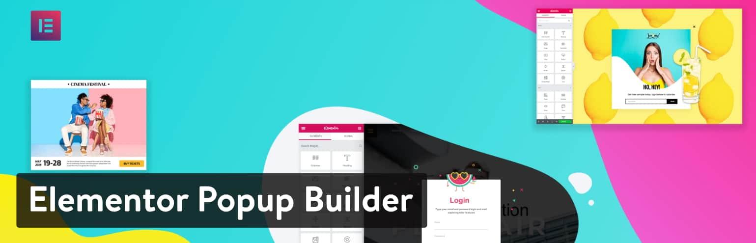 Elementor Popup Builder