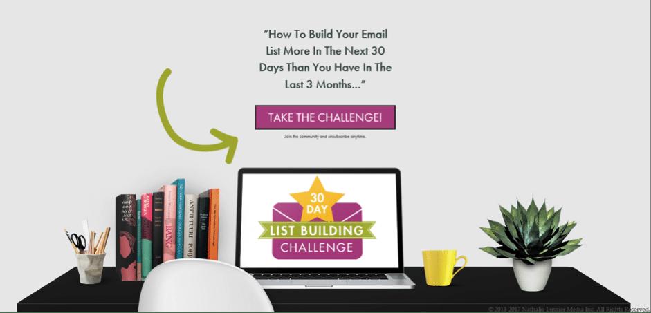 List building challenge