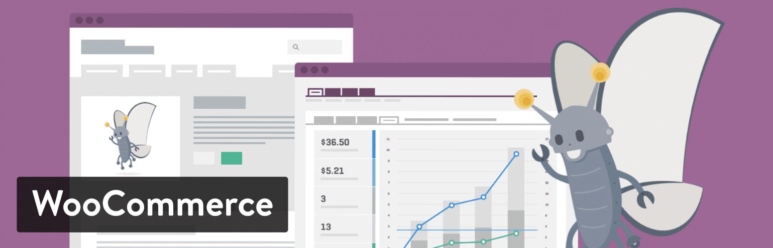 WooCommerce e-handels plugin