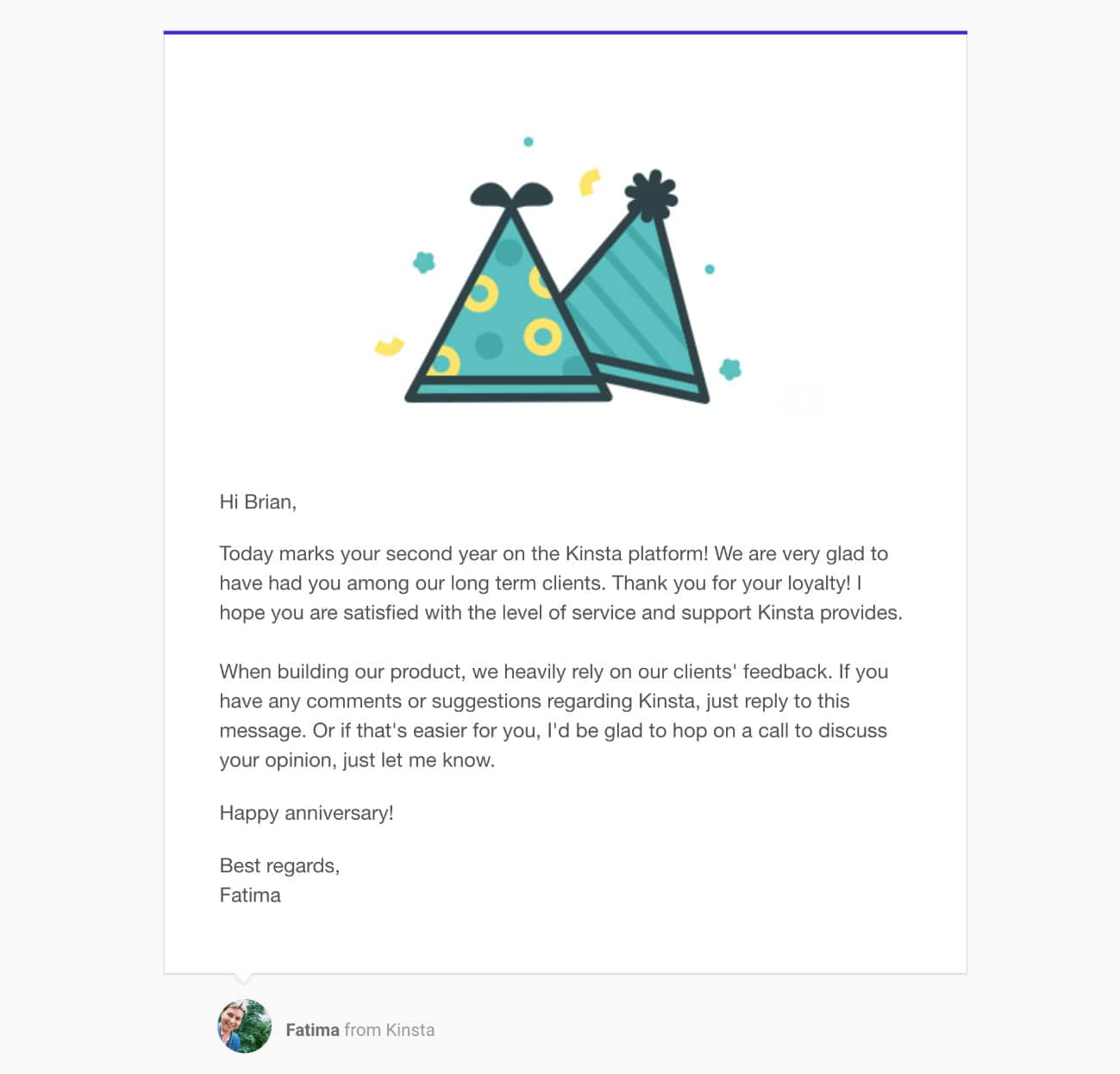 Kinsta improving customer experience