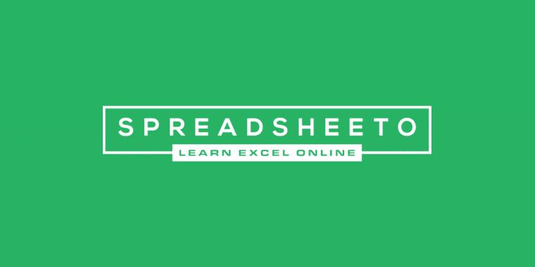 spreadsheeto