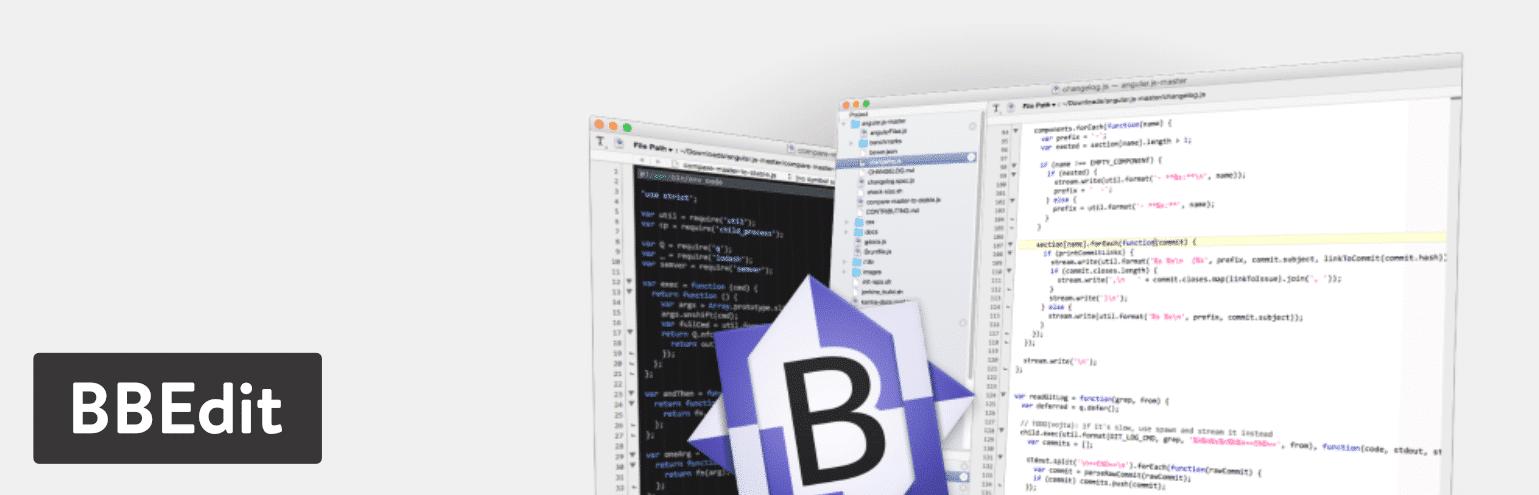 BBEdit text editor