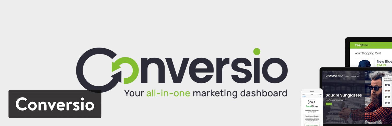 Conversio WooCommerce plugin