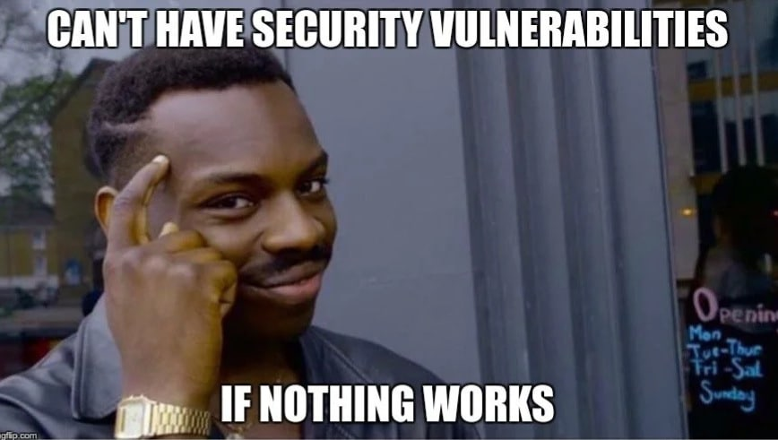 Sysadmin security