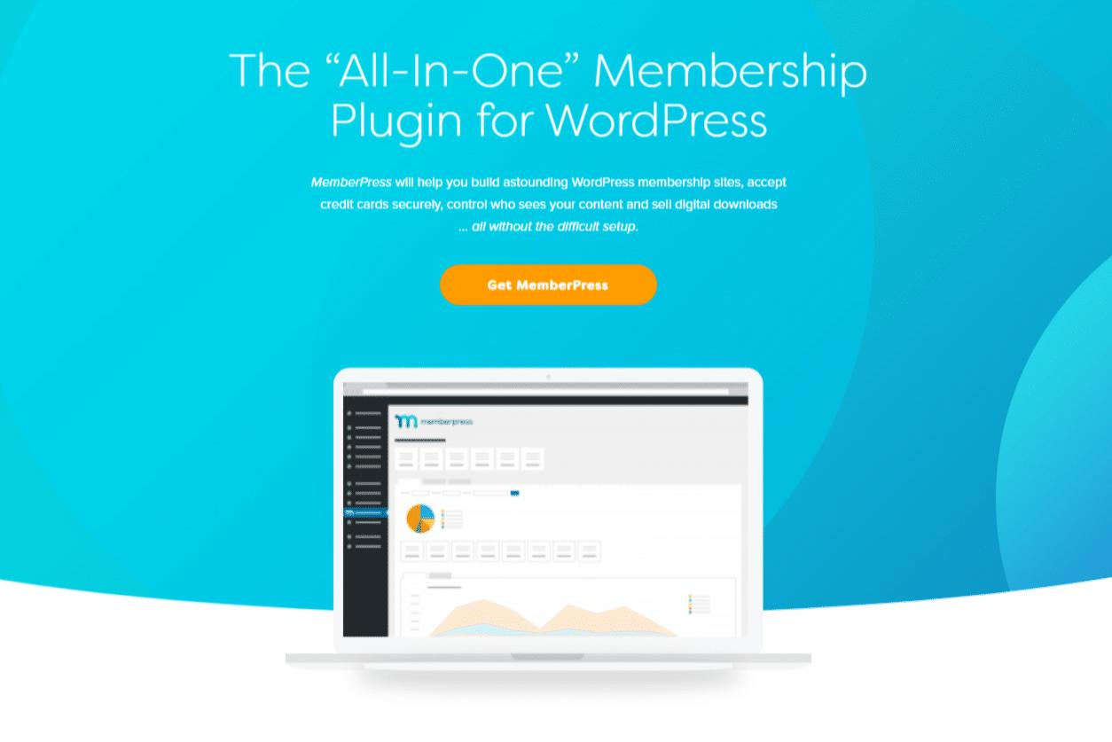 Website ideas: creating membership with MemberPress