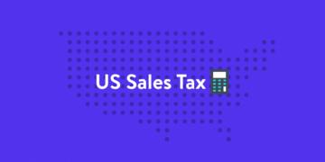 US sales tax