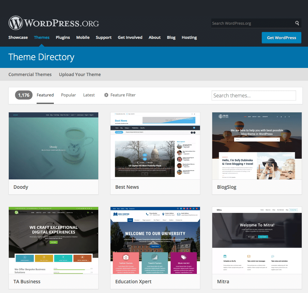 How To Change A Wordpress Theme Without Breaking Your Website