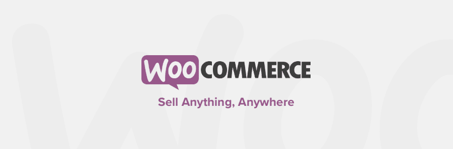 The WooCommerce WordPress plugin