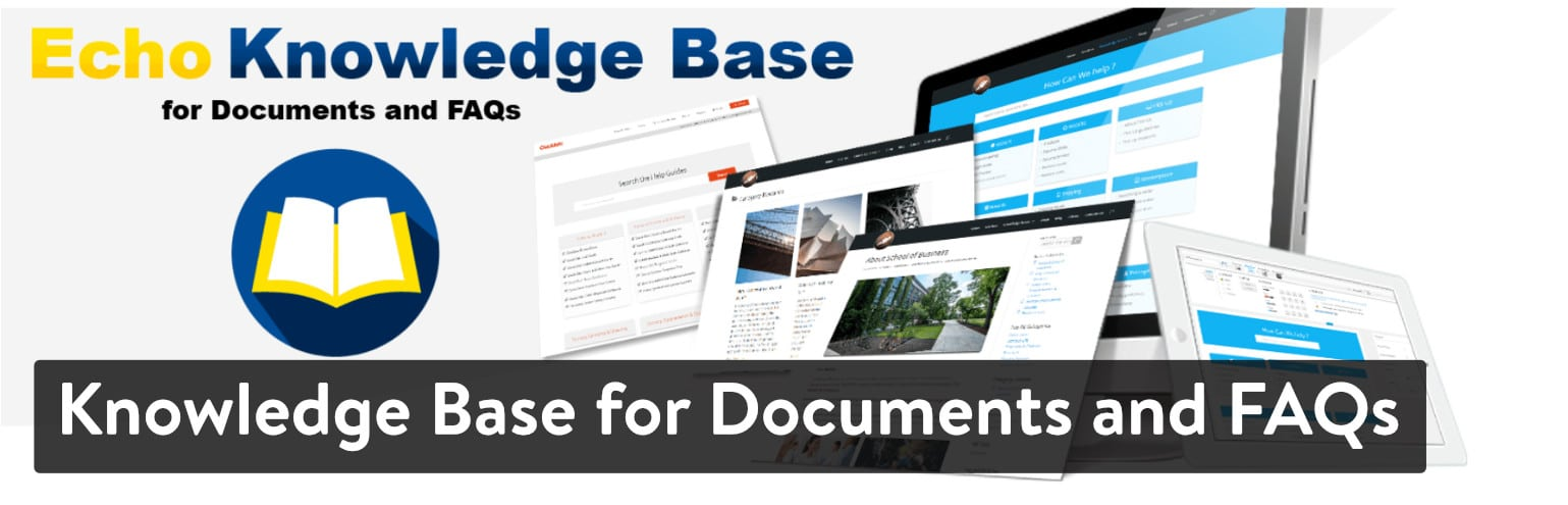 WordPress FAQ plugin: Knowledge Base FAQs